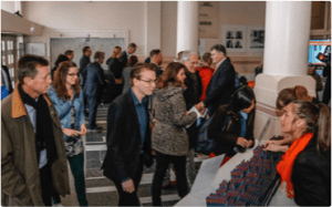 Netwerkapp - Health Valley event
