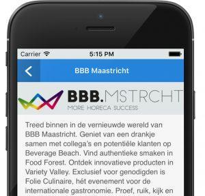 BBB Maastricht Netwerkapp