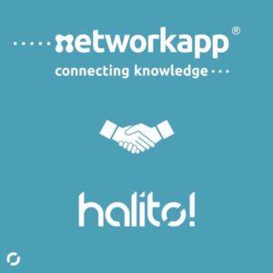 Registratie integreren met networkapp