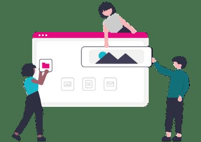 Networkapp - volledig community platform met app.