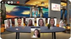 Networkapp Virtuele Huiskamer - boardroom